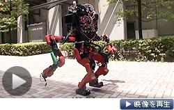 米ロボット競技会に出場した日本チーム