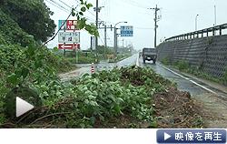九州で豪雨。堤防決壊や崖崩れも発生