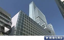 路線価の下落幅は1.8%に縮小。上昇率トップは大阪・阿倍野筋の35.1%(テレビ東京)