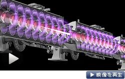 国際リニアコライダー(ILC)は国際プロジェクトで、地下に全長約30キロのトンネルを掘って建設する