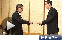 東電の清水社長が「最大限の合理化」を表明し政府支援を要請(10日、首相官邸)