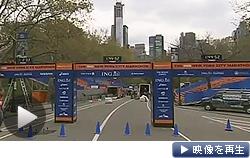 ニューヨークシティー・マラソンは4日に開催予定だった(テレビ東京)