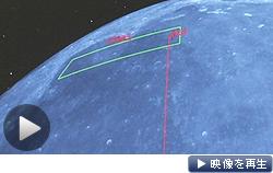 中国の無人探査機、月面着陸に成功。世界で3カ国目(14日夜)