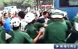 ベトナム、容認してきた反中デモを取り締まり。参加者の一部を拘束した(18日)